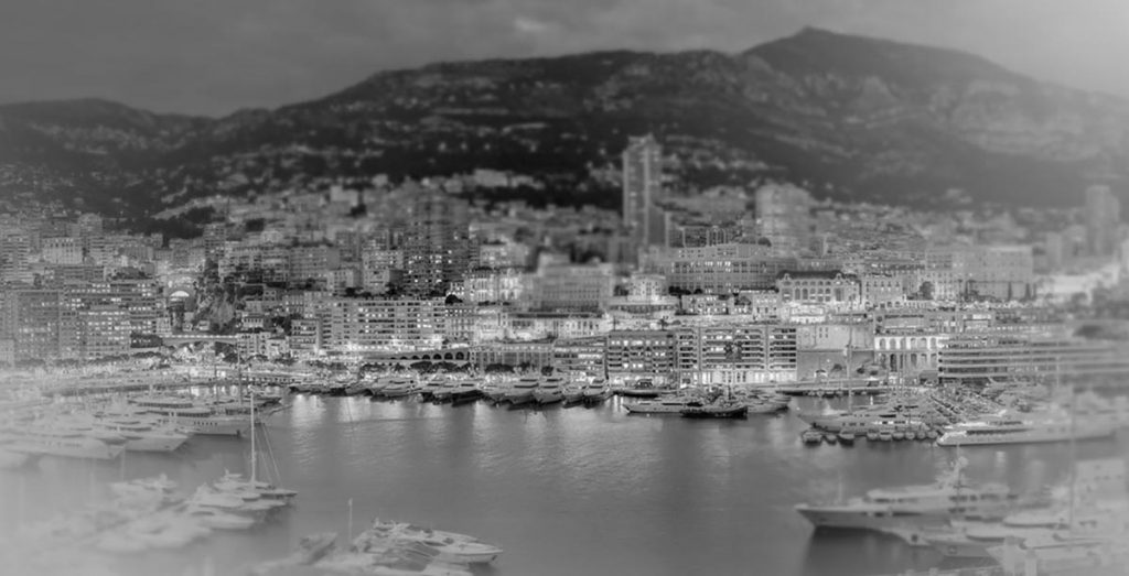 The Yacht Show world event in Monaco